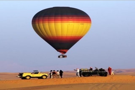 Dubai Balon Turu