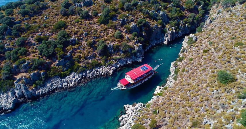Kaş Tekne Turu