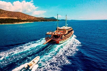 İçmeler Tekne Turu
