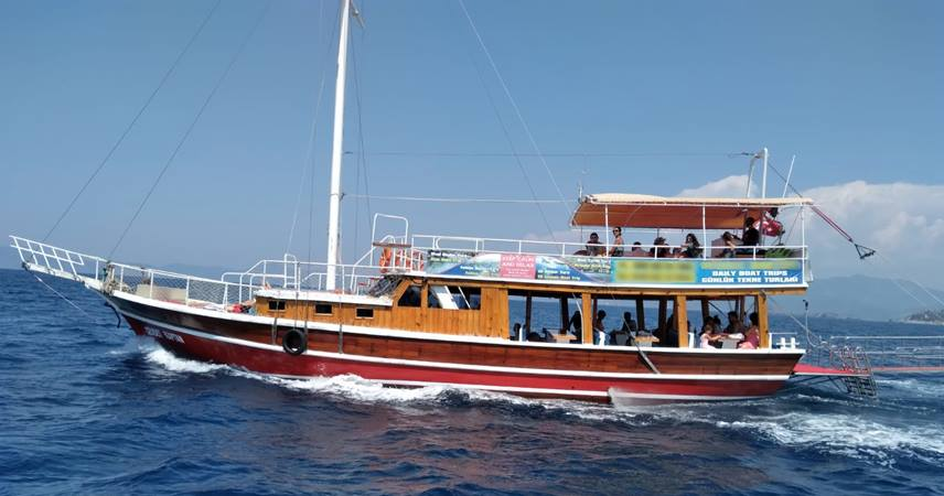 Fethiye Tekne Turu