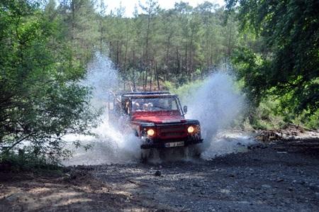 İçmeler Jeep Safari