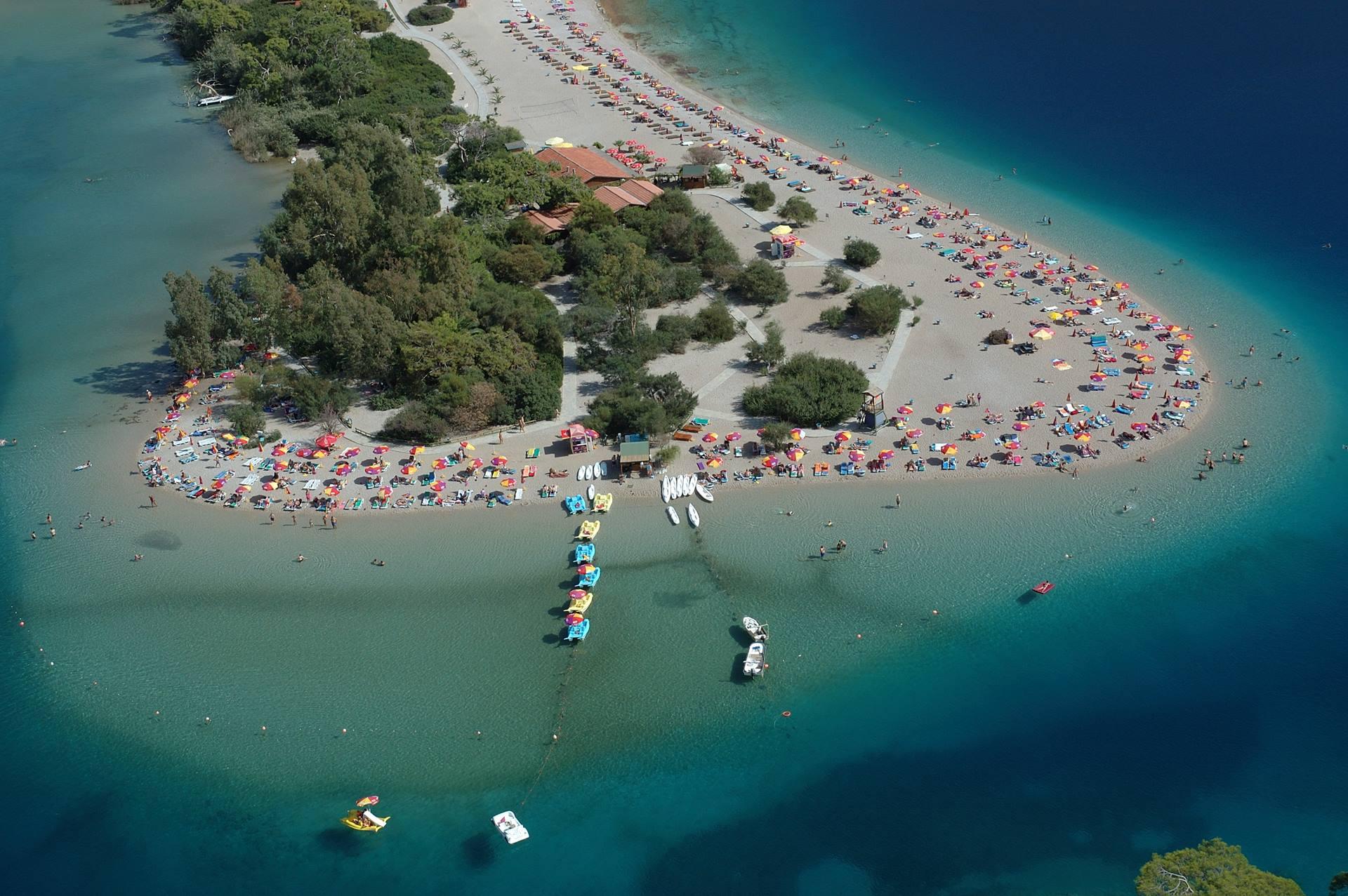 Fethiye Plajları ve Koyları