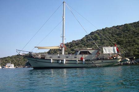 Marmaris Kiralaık Tekne