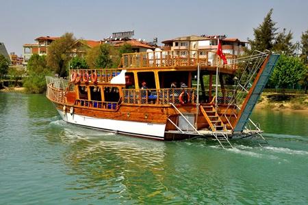 Alanya Manavgat Tekne Turu