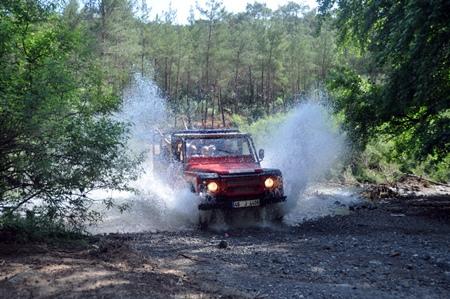 Akyaka Jeep Safari