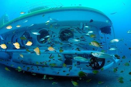 Antalya Denizaltı Turu