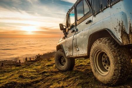 Antalya Jeep Safari