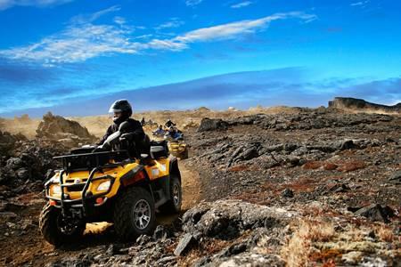 Alanya Atv Safari