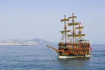 Kemer Korsan Tekne Turu