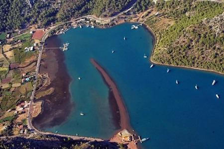 Datça Hisarönü Tekne Turu