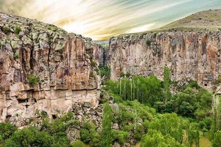 Kapadokya Yeşil Tur