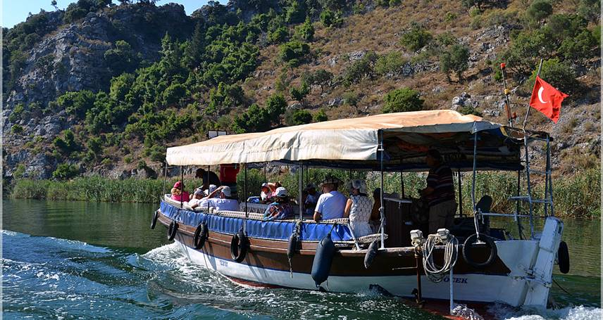 Köyceğiz Tekne Turu