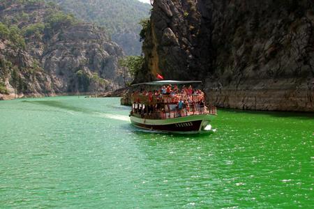 Antalya Yeşil Kanyon Turu