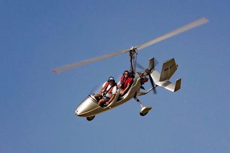 Pamukkale Helikopter Turu