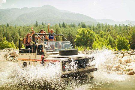 Datça Jeep Safari