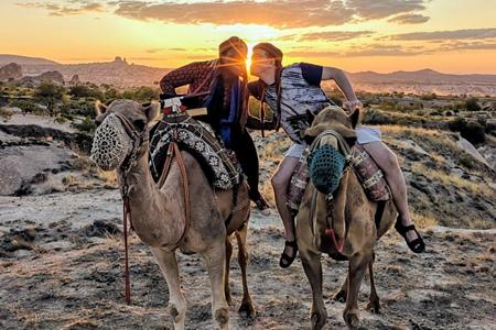 Kapadokya Deve Safari