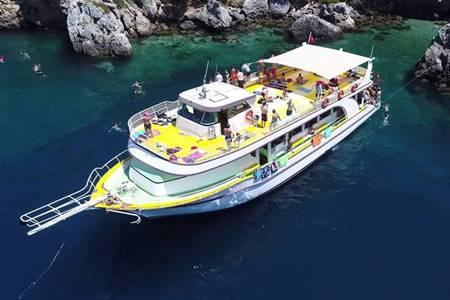 Kuşadası Tekne Turu