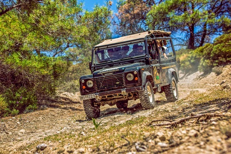 Turunç Jeep Safari