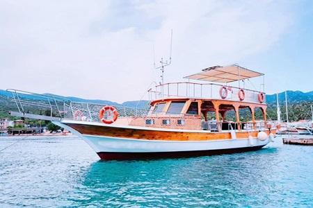 Kaş Tekne Kiralama