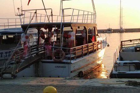Kuşadası Tekne Kiralama