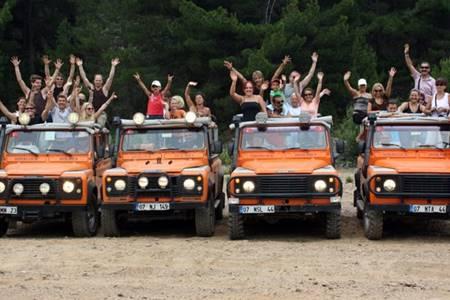 Selimiye Jeep Safari