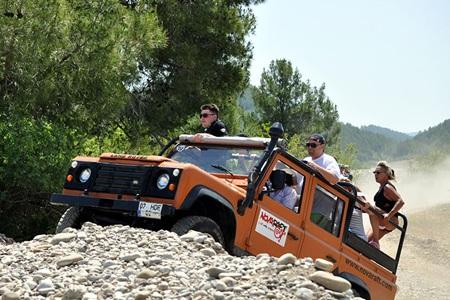 Didim Jeep Safari