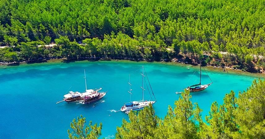 Bodrum Orak Adası Tekne Turu