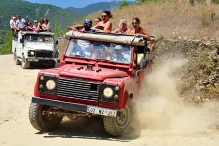 Bozburun Jeep Safari