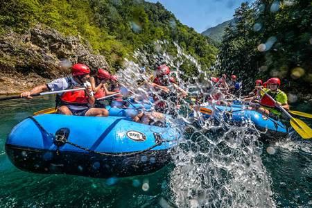 Kemer Rafting Turu