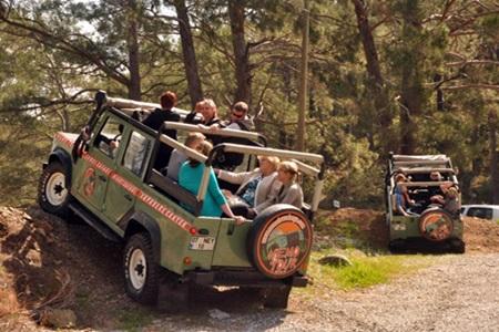 Kalkan Jeep Safari