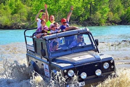 Kaş Jeep Safari
