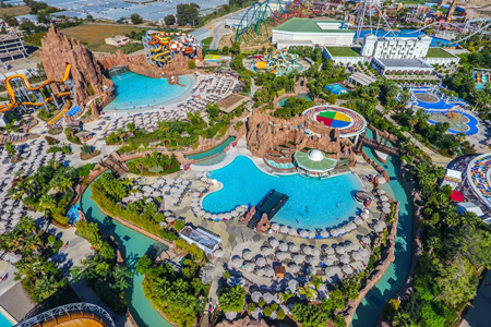 Antalya Land Of Legends Tema Parkı Turu