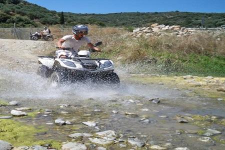 Urla Atv Safari
