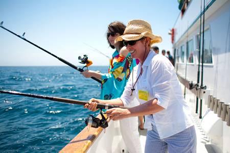Ayvalık Balık Tutma Turu