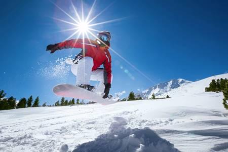 Sarıkamış Snowboard Eğitimi