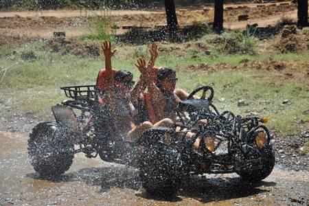 Belek Rafting Buggy Safari