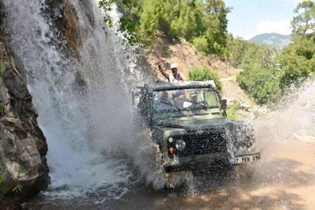 Kazdağı Jeep Safari Şelaleler