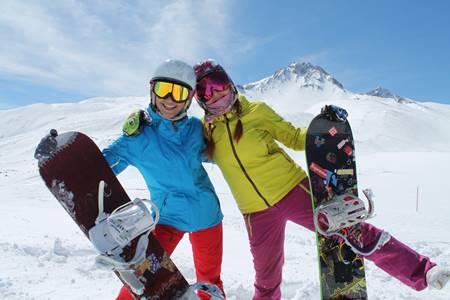 Erciyes Kayak Eğitimi