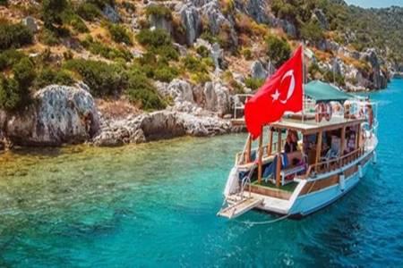 Antalya Kekova Tekne Turu