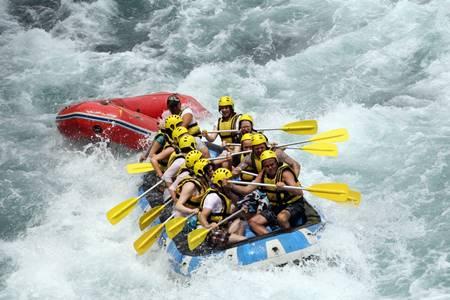 Bodrum Rafting Turu